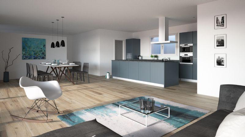 loggia wohnung mit panoramasicht studer immobilien treuhand ag wir bringen farbe ins. Black Bedroom Furniture Sets. Home Design Ideas